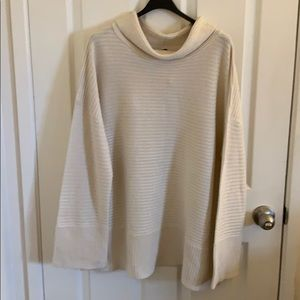 H by Halson oversized sweater SZ XL NWOT